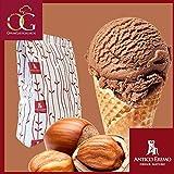 Preparato per Gelato Professionale | Gusto Nocciola (BOX 10 BUSTE DA 1 KG | SCONTO 50%)...