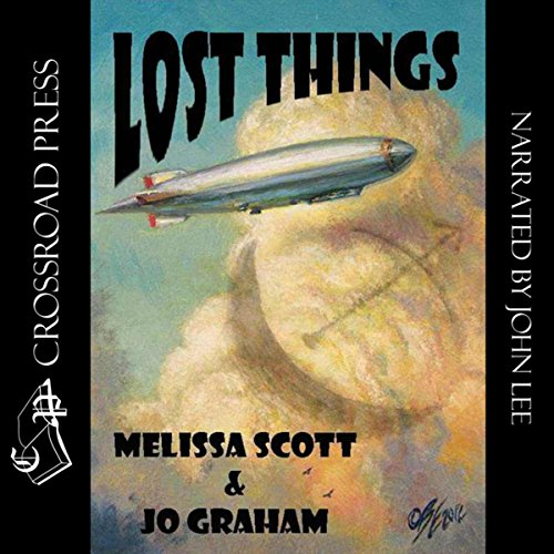 Lost Things audiobook cover art