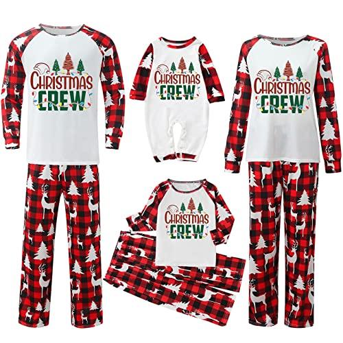 Weihnachts-Pyjama Familie...