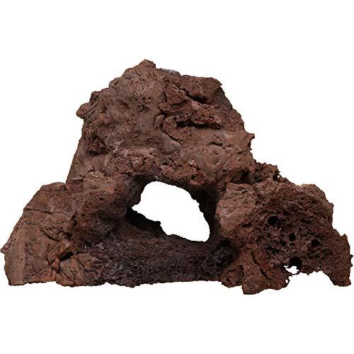 North American Pet Rock Sculptured Lava - Small