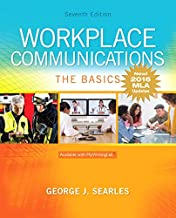 workplace communications the basics 7th edition