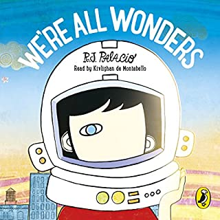 We're All Wonders cover art