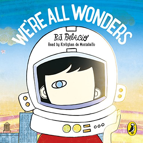 We're All Wonders cover art
