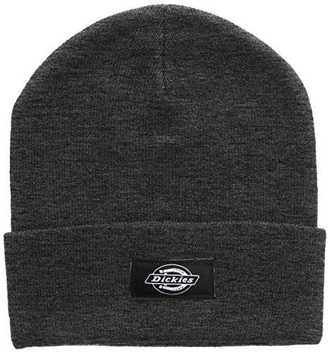Dickies Yonkers Bonnet, Gris (Dark Grey Melange), Unique (Taille Fabricant: One Size) Homme