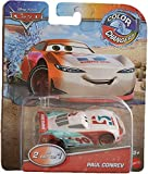 Pixar Disney Cars 1:55 Scale Color Changers Paul Conrev