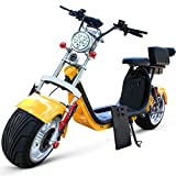 GRXXX Adult 60V 12AH 1500W Electric Scooter Motorcycle