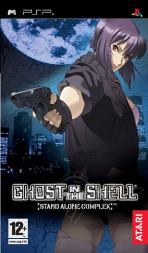 Ghost in the Shell: Stand Alone Complex: Amazon.es: Videojuegos
