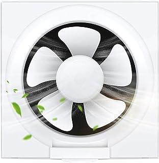 VentiladorExtractor Ventiladores de Escape de Pared de bajo Ruido Tipo de Ventana doméstica Ventilador, Ventilador for Cocina Baño (Size : 6 Inches)