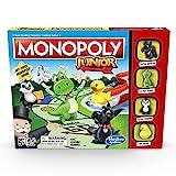 Monopoly Juego de Mesa Junior (en inglés)