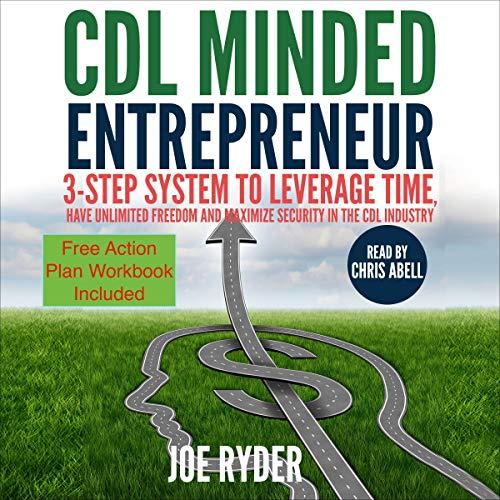 CDL Minded Entrepreneur Audiobook By Joe Ryder cover art