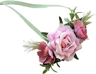 Dosige - Spilla in tessuto per matrimonio, accessorio decorativo