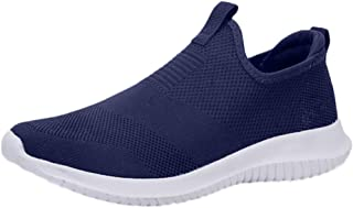 Toirt Men Casual Running Shoes Men's Women's Comfortable Mesh Athletic Sport Sneakers