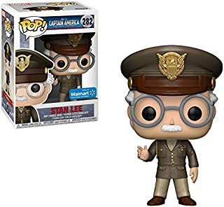 POP Marvel: Captain America The First Avenger - Stan Lee Army General (Walmart Exclusive)