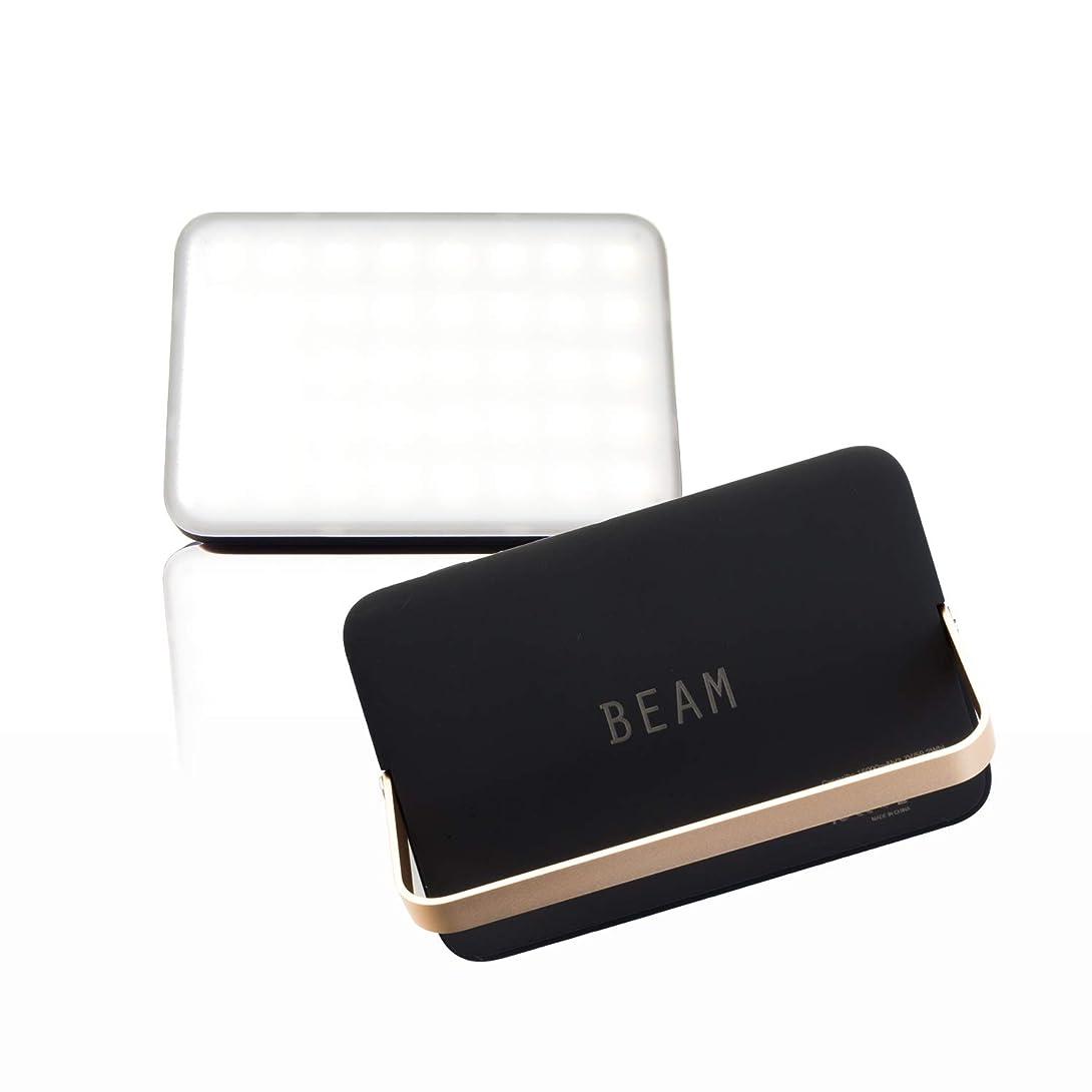 回転させる保険試すYAEI WORKERS (ヤエイワーカーズ) BEAM ビーム LEDランタン LEDライト 1200ルーメン キャンプ アウトドア USB 充電式 暖色 電球色 昼光色 3色切り替え モバイルバッテリー 防災 16000mAh