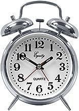 Equity by La Crosse Analog Twin Bell Alarm Clock