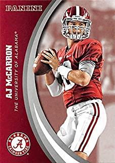 mccarron alabama football