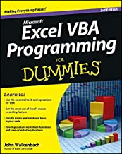 vba for dummies 2013