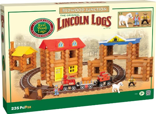 Lincoln Logs Redwood Junction - Amazon...