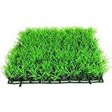 Turf Simulada Agua De La Hierba del Césped Artificial De Plástico Acuario Suministros Hierba Ornamento Pecera Decoración Muy Cuidada