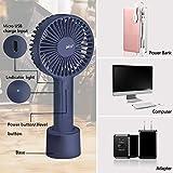 Zoom IMG-1 tedgem ventilatore usb mini portatile