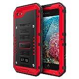Beeasy Coque iPhone 7/8 / Se 2020 Étanche,Antichoc Protecteur d'écran Intégré...