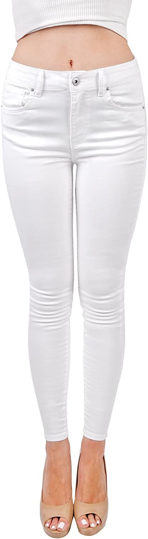 Wax Womens Basic Skinny Jeans Black