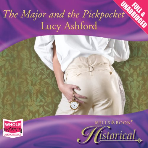 The Major and the Pickpocket audiobook cover art