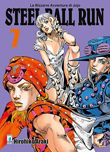 Steel ball run. Le bizzarre avventure di Jojo (Vol. 7)
