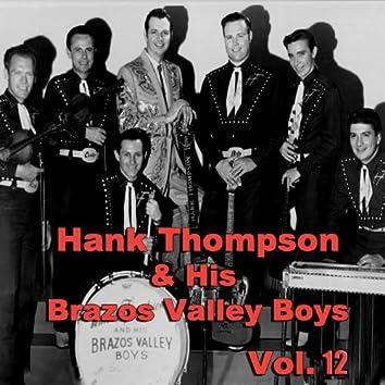 Hank Thompson & His Brazos Valley Boys, Vol. 12