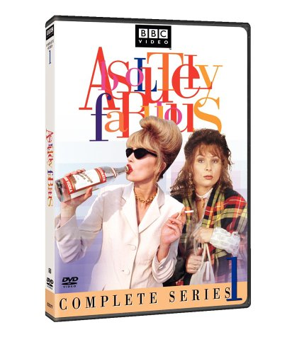 Absolutely Fabulous: Series 1 (DVD) (Repackaged)