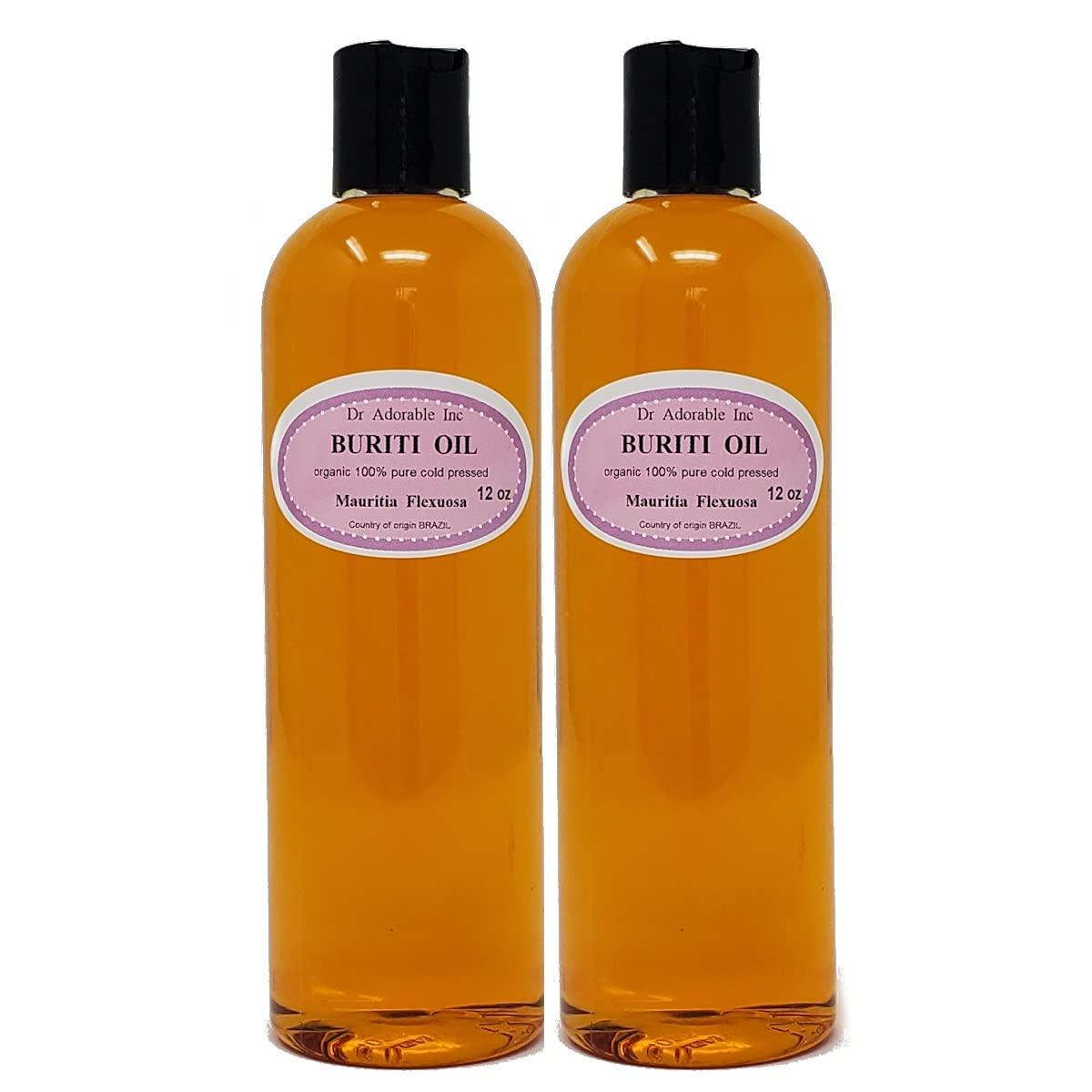 Pure Regular dealer Buriti fruit Exotic Oil Pressed Cold Award-winning store 2 Organic Passionfruit
