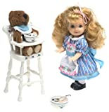 Barbie Goldilocks and the Three Bears Kelly Storybook Collectible