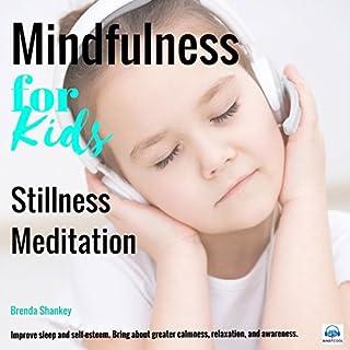 Stillness Meditation audiobook cover art