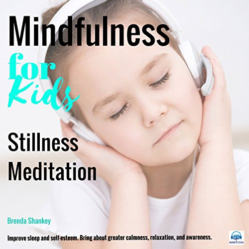 Stillness Meditation audiobook cover art