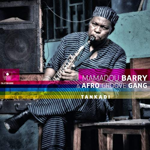 Mamadou Barry & Afro Groove Gang