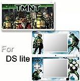 TMNT NINJA TURTLES SKIN DECAL STICKER #1 for DS Lite