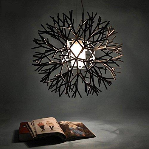 skandinavischen Wohnzimmerlampe/Moderne minimalistische Schlafzimmer Lampe/Creative Arts Zweig Kronleuchter-A