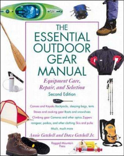 The Essential Outdoor Gear Manua...