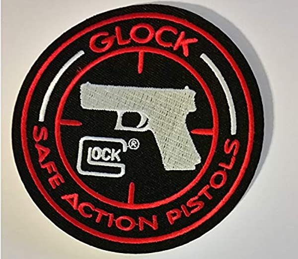 Set Of 4 Coasters Glock Safe Action Piston