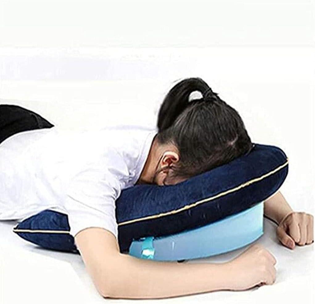 Shoulder Pillow Cheap mail order sales subretinal headrest Sleep Inflatable Choice retinal P