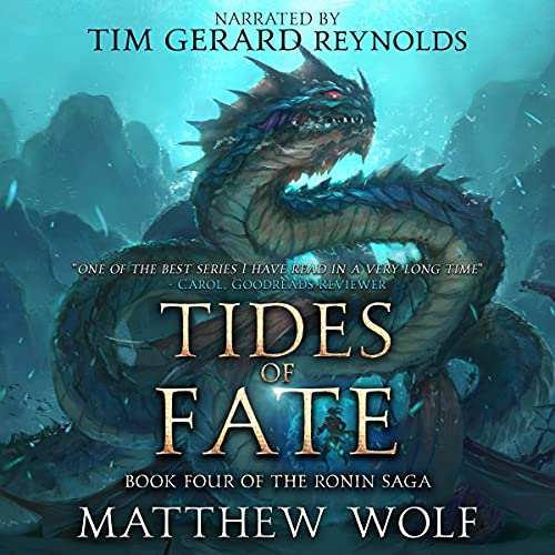 Tides of Fate Audiobook By Matthew Wolf cover art