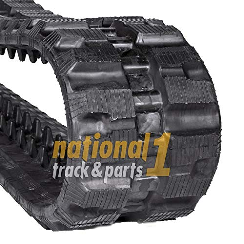 Aftermarket Rubber Tracks Fits CAT 259B Skid Steer Tracks, Track Size 320x86x53