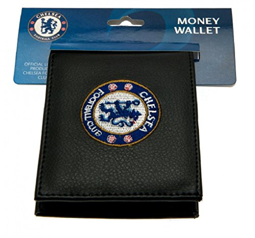 Chelsea FC Embroidered Wallet/Brieftasche