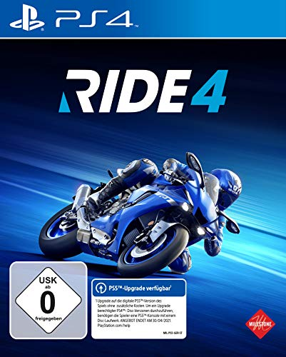 RIDE 4 (Playstation 4)