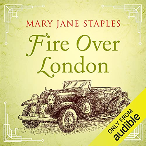 Fire Over London cover art