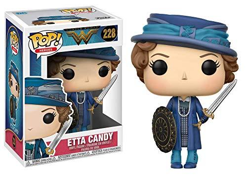 Etta Candy - Funko Pop Heroes - Wonder Woman - 228