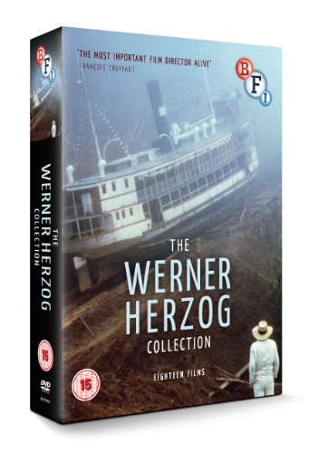 Werner Herzog Collecton (10-Disc DVD Box Set) [UK Import]