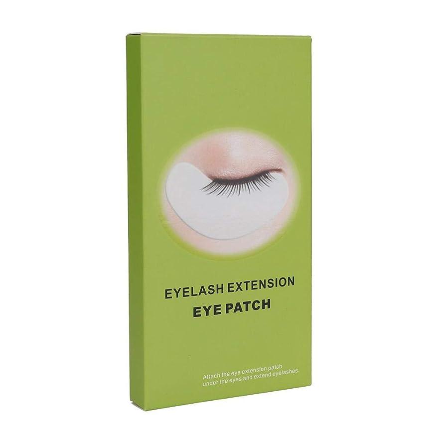 ヘビー汗混沌10対のまつげパッド - プロのアイジェルパッチ、DIYつけまつげエクステ化粧品 - 拡張アイエクステンションまつげ美容