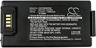 Replacement Battery for Philips Medical Battery Part NO 861304, M5066A, M5067A CS-PHM507MD