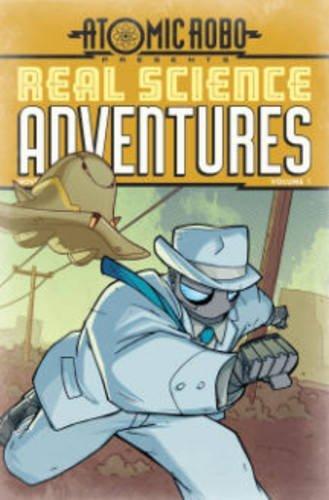 Atomic Robo: Real Science Adventures Volume 1 TP